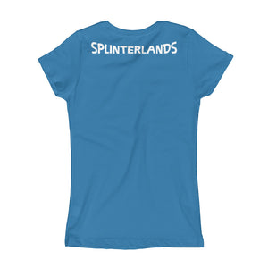 Splinterlands  Magic Mayhem Girl's T-Shirt Slim Fit