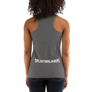 Splinterlands Magic + Mayhem Women's Racerback Tank