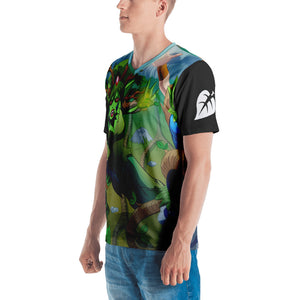 Splinterlands: Earth Team Unleashed Men's T-shirt