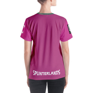 Splinterlands Mother/Daughters All Over Women's V-neck