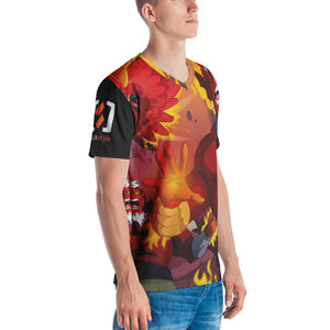 Splinterlands: Fire Team Unleashed Men's T-shirt