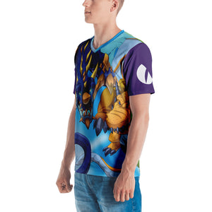 Splinterlands: Dragon Team Unleashed Men's T-shirt