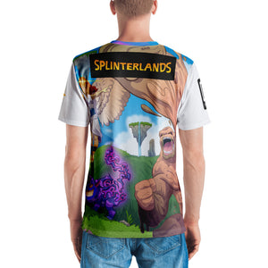 Splinterlands: Life Team Unleashed Men's T-shirt