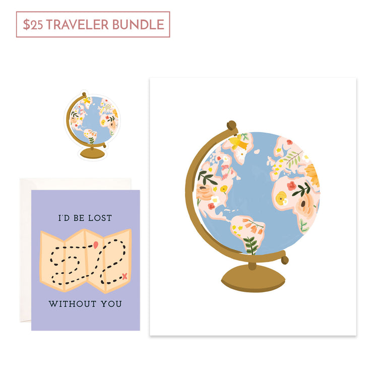 $25 Travelers Gift Bundle