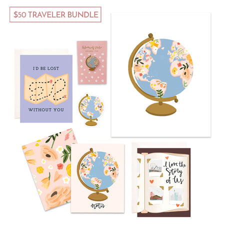 $50 Travelers Gift Bundle