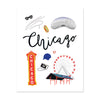 City Art Prints - Chicago - Bloomwolf Studio