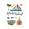 City Art Prints - Amelia Island - Bloomwolf Studio