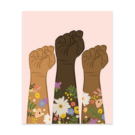 Black Lives Matter Print (100% of Proceeds Donated)