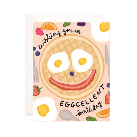 Eggcellent Birthday
