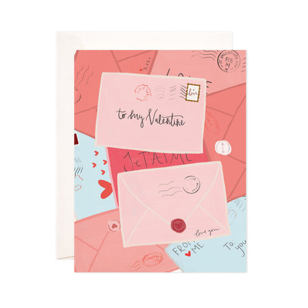 Valentine's Day Mail - Bloomwolf Studio