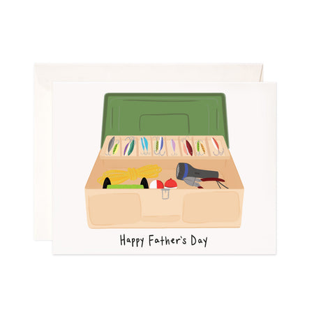 Father's Day Tackle Box