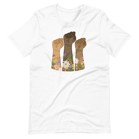 BLM Fists T-Shirt
