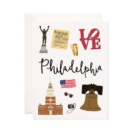 Philadelphia - Bloomwolf Studio