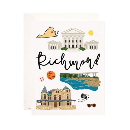 Richmond - Bloomwolf Studio
