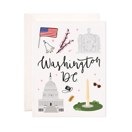 Washington D.C. - Bloomwolf Studio