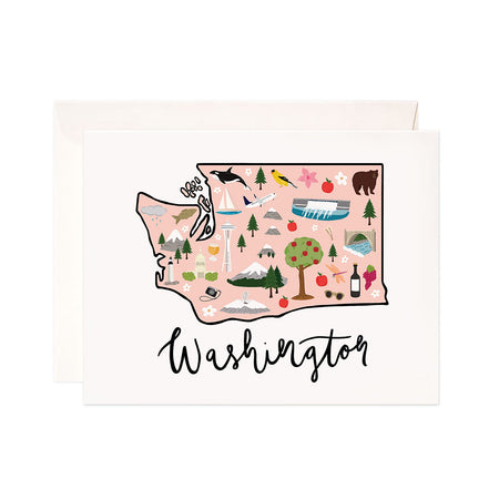 Washington - Bloomwolf Studio