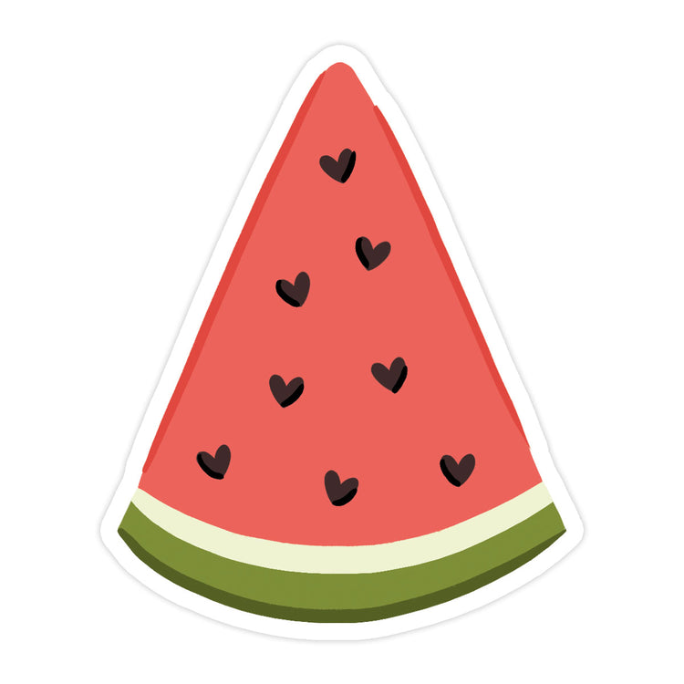 Watermelon Sticker - Bloomwolf Studio