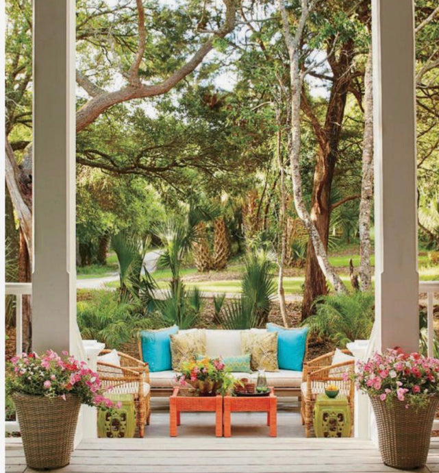 Creating Your Outdoor Sanctuary