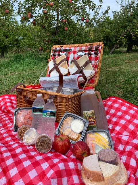 A Picnic, Salvage Chic Style!