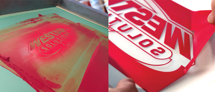 c55a5626 Small runs of custom shirts can be a difficult decision to make when it  comes to direct screen printing or vinyl transfers. Typically vinyl is the  fastest ...