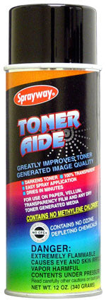 Sprayway - Toner Aid