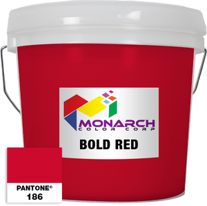 Monarch Vivid - Bold Red - Gallon