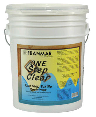 October Sale Franmar One-Step Clear