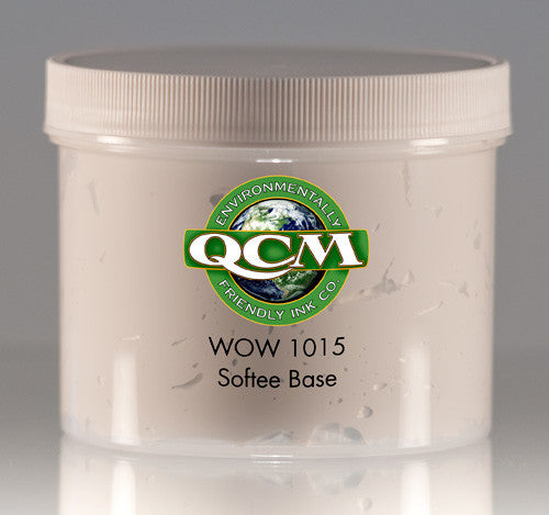 QCM WOW1015 Softee Base Plastisol Modifer