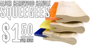 60duro Squeegee