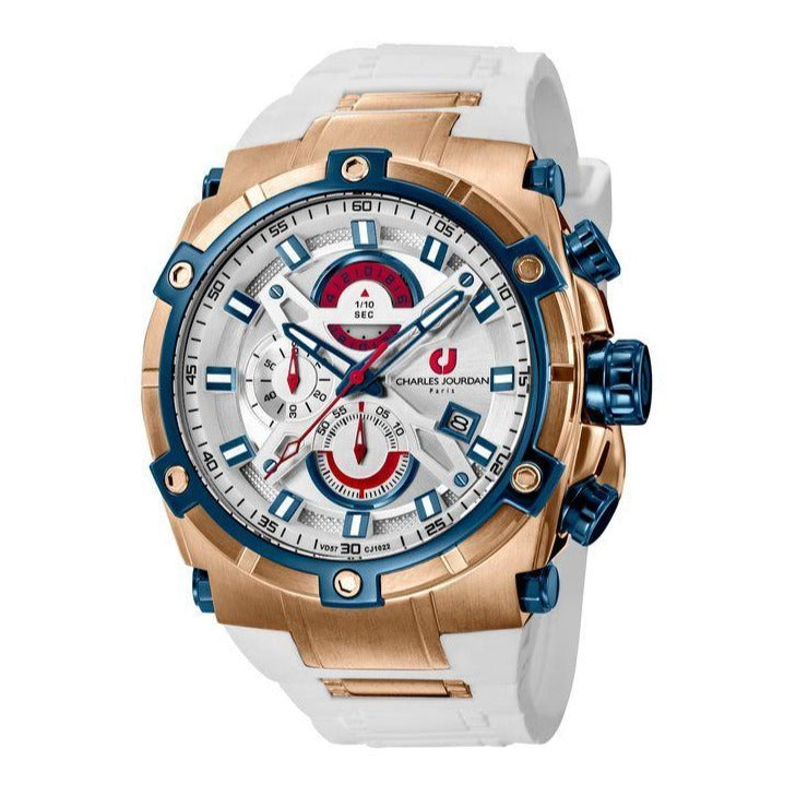 Charles Jourdan Men Chronograph CJ1022-1512C