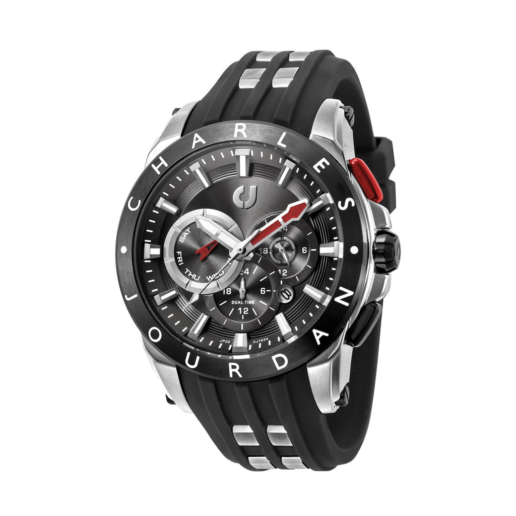 Ludis Sports Men Multi-Function 48mm CJ1034-1332M