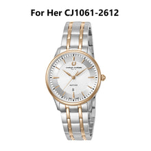 Load image into Gallery viewer, Ultra Classic Couple Watches CJ1061-1612 & CJ1061-2612