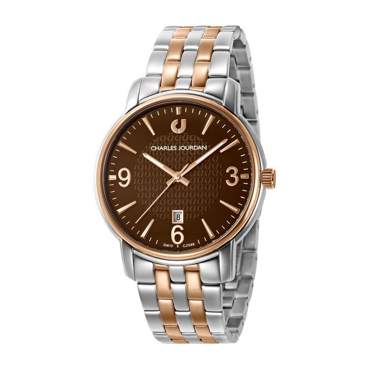 Charles Jourdan Men Classic CJ1068-1642