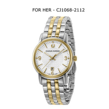 Load image into Gallery viewer, Ultra Classic Couple Watches CJ1068-1112 & CJ1068-2112
