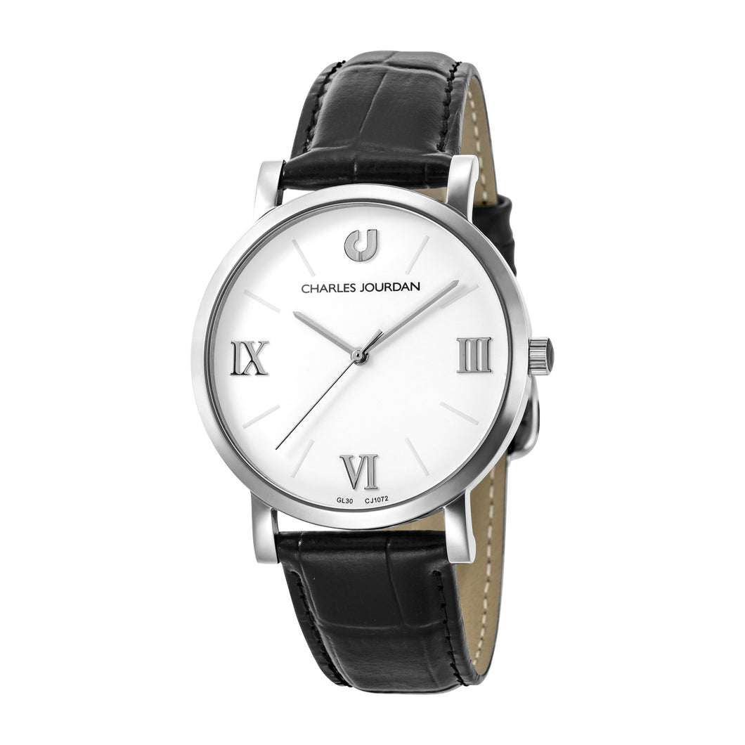 Ultra CJ1072-1313 Men Classic 40mm Leather