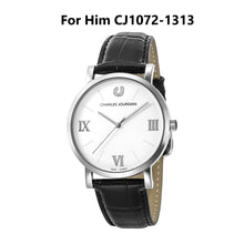 Load image into Gallery viewer, Ultra Classic Couple Watches CJ1072-1313 & CJ1072-2333
