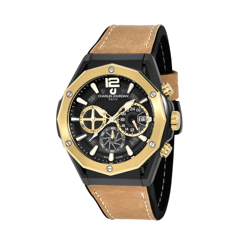 Ludis Sports Men Chronograph 48mm CJ1101-1035C