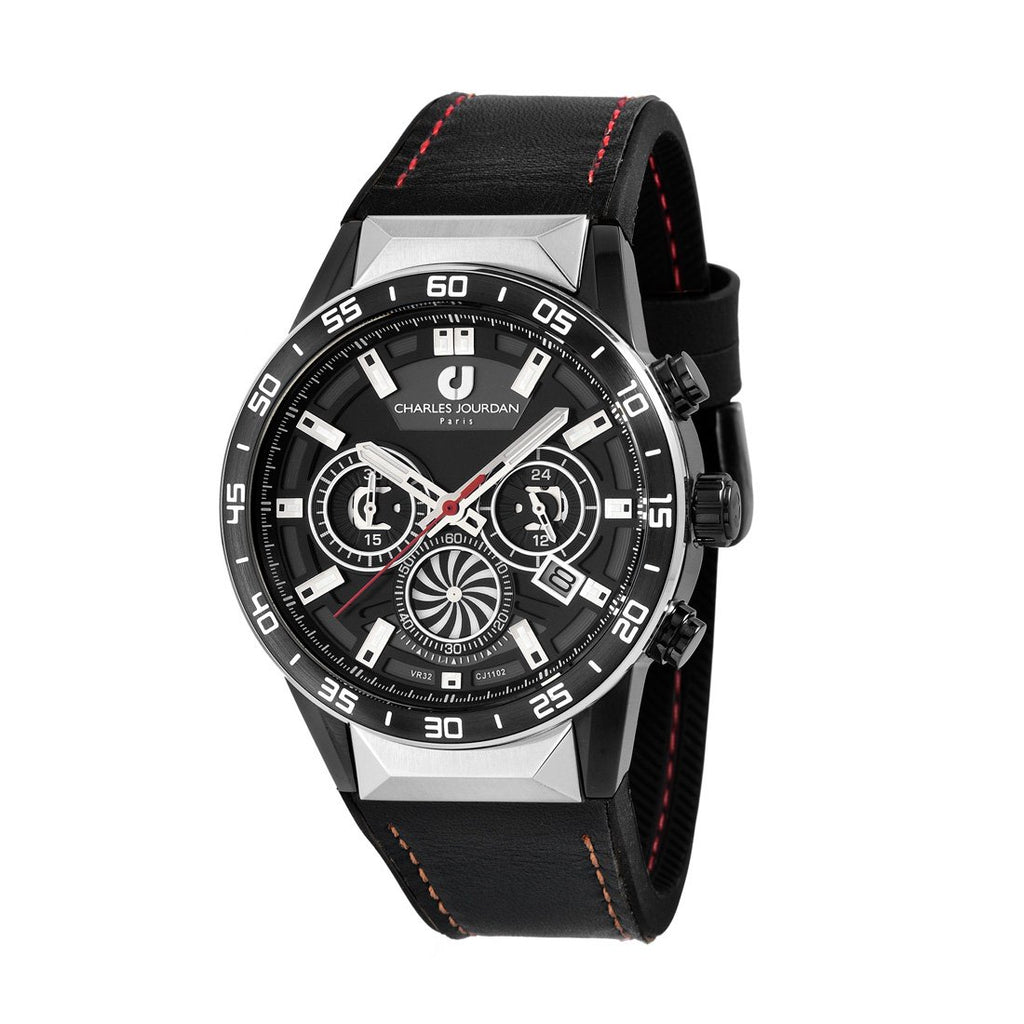 Ludis Sports Men Chronograph 45mm CJ1102-1732C