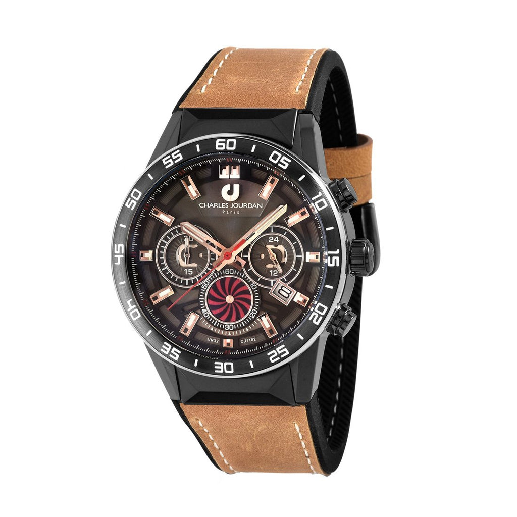 Ludis Sports Men Chronograph 45mm CJ1102-1742C