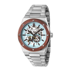 Patron Limited Edition CJ1105-1392LE Men Automatic 42mm Bracelet