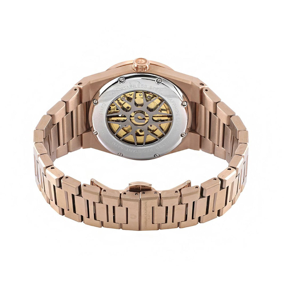 Patron CJ1105-1532A Men Automatic 42mm Bracelet