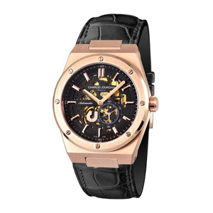 Patron CJ1106-1532A Men Automatic 42mm Leather