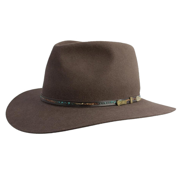 Akubra Leisure Time Lifestyle Hat REGENCY FAWN