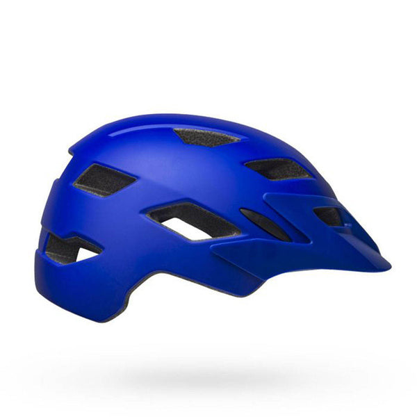 Bell Sidetrack Kids Bike Helmet MATT BLUE REX UY-50-57cm