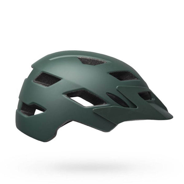 Bell Sidetrack Kids Bike Helmet MATT DARK GREEN ORANGE UC-47-54cm