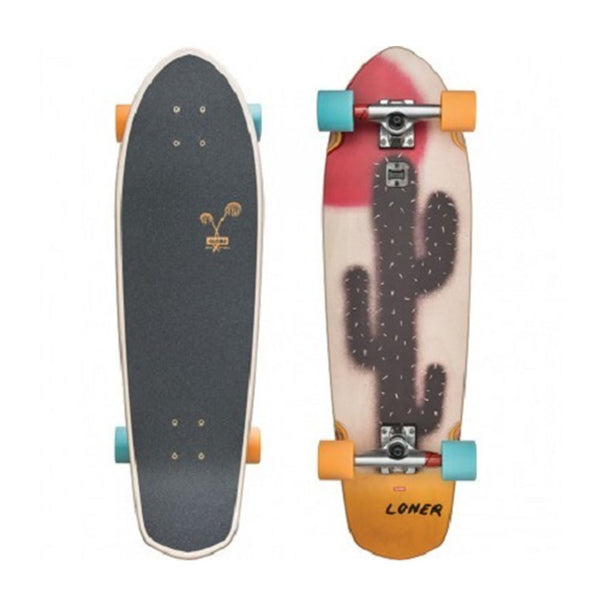 Globe Cruiser Big Blazer Loner Skateboard
