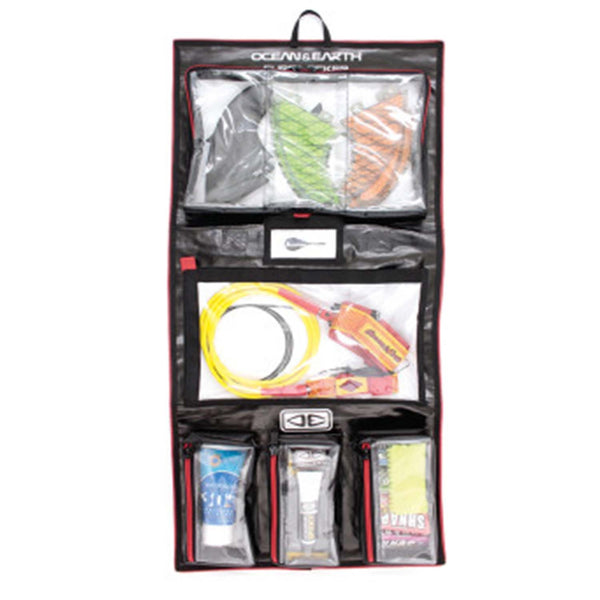 Ocean & Earth 3 Fold Surf Locker SILVER