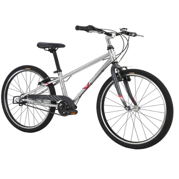 BYK E-540X3I MTR Kids Bike Bicycle SILVER