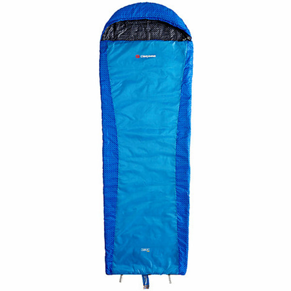 Caribee Plasma Hyper Lite +12C Sleeping Bag Spirit Blue