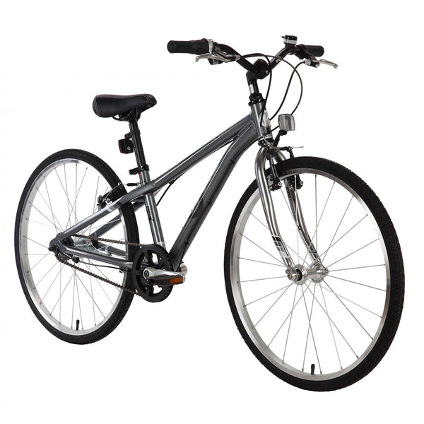 ByK E-450 I3 Kids Geared Bike Boys - STEALTH CHARCOAL